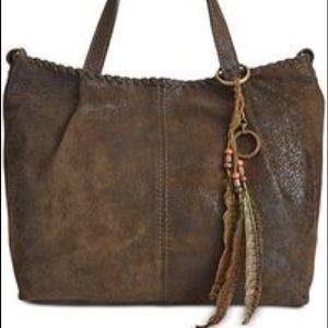 7350b2ecf852 Patricia Nash Bags - Patricia Nash Zola Acid Wash shoulder bag